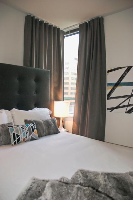 Vancouver: Daniel Meloche contemporary-bedroom