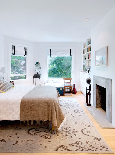 My houzz post architecture albany house scandinavian bedroom