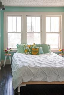 Chelsea kiel columbus ohio eclectic bedroom for Interior design kiel
