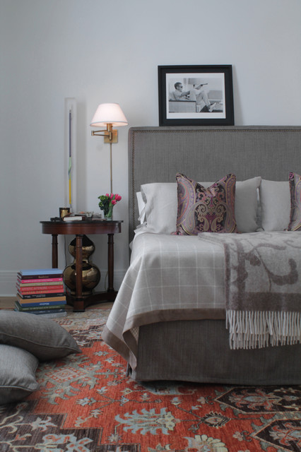 My Houzz: Richard and Maxime: Montreal contemporary-bedroom