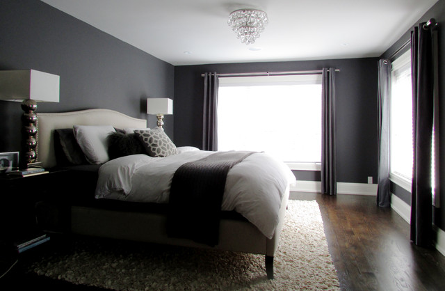 My Houzz The Richards Re build Contemporary Bedroom