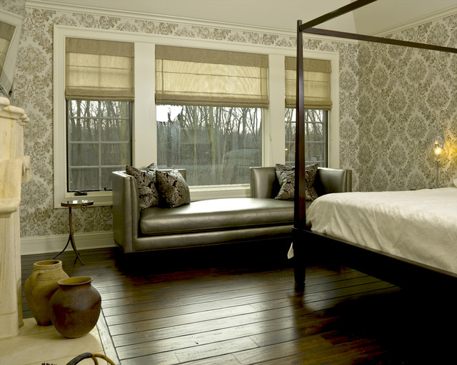 French Country Traditional Bedroom Chicago By