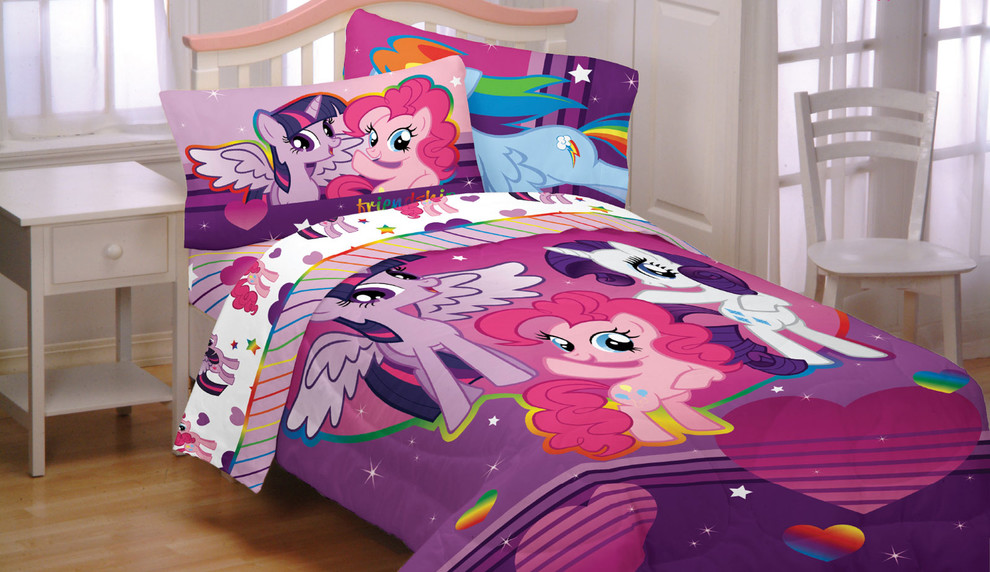 My Little Pony Bedding And Room