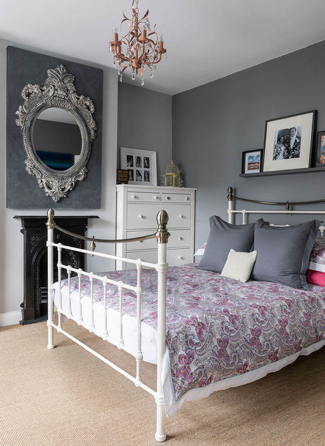 Veronica Rodriguez Interior Photography Photographers. My SW London Edwardian  House Traditional Bedroom Photo Gallery