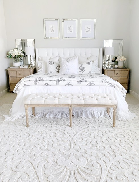 My Texas House By Orian Farmhouse Bedroom Other By