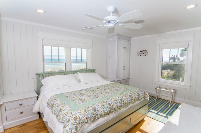 Myrtle Beach Renovation beach-style-bedroom