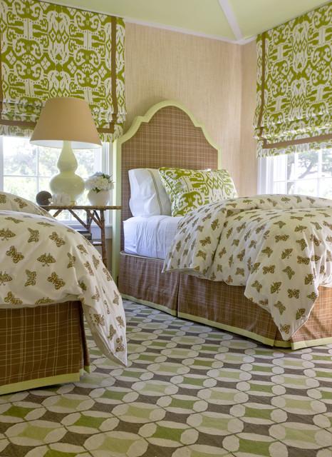 Nantucket, MA Residence eclectic-bedroom