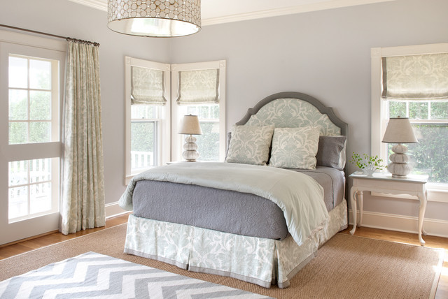Nantucket cottage beach style bedroom boston by for Nantucket decor