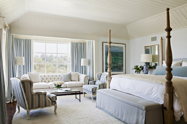 Nantucket In The Palisades Traditional Bedroom Los Angeles By Tim Barber Ltd Architecture