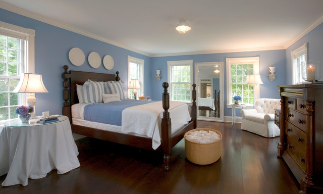 Nantucket Ma Traditional Bedroom Other Metro By Beach Glass Interior Designs