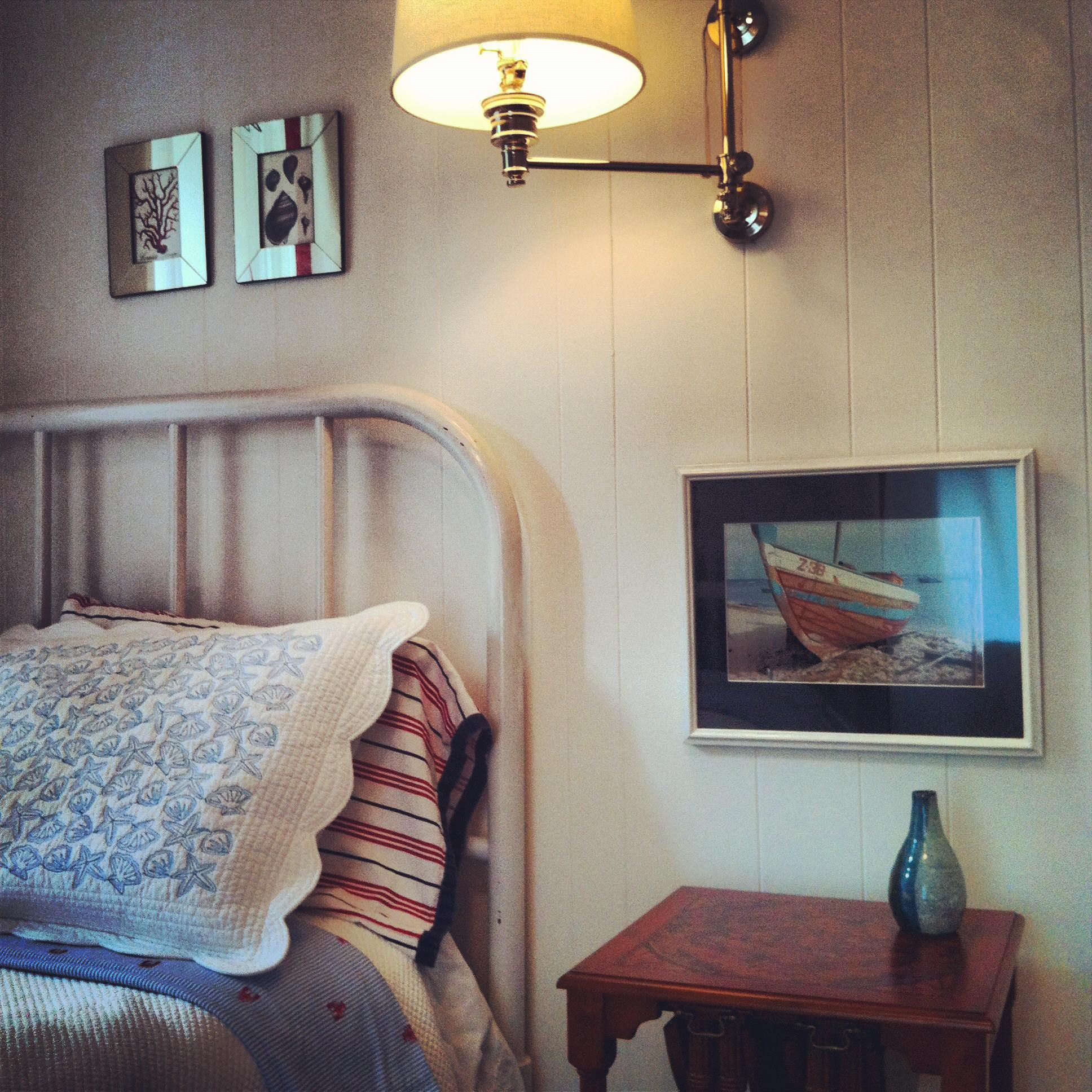 Nautical Style Guest Room