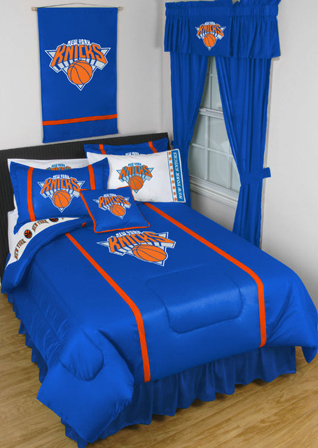 nba new york knicks bedding and room decorations