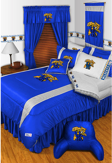 Ncaa Kentucky Wildcats Bedding And Room Decorations