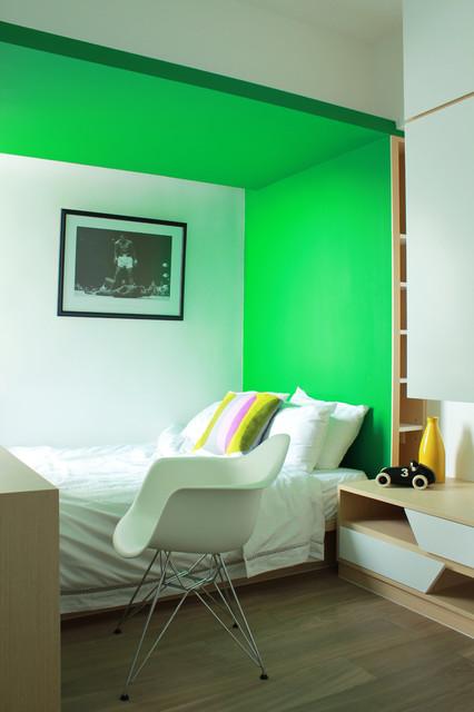 NELLIE modern-bedroom