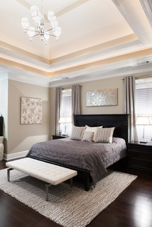 Ness - Transitional - Bedroom - Atlanta - by Andrew Sherman Photography