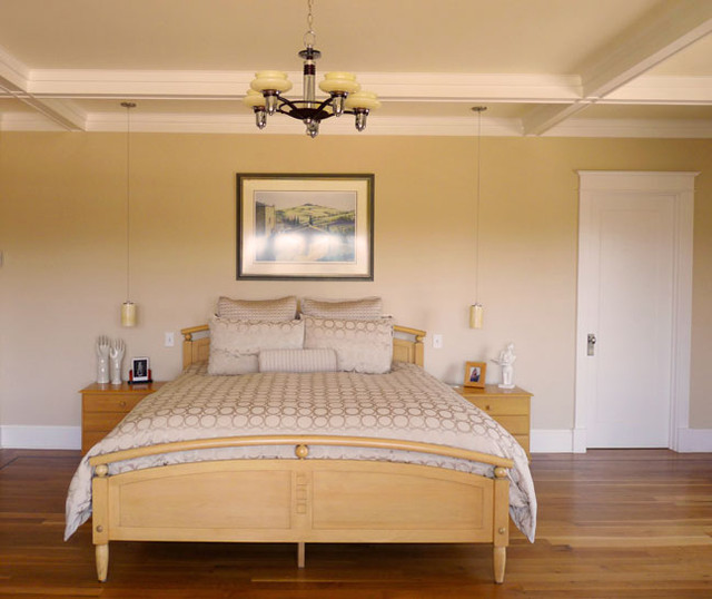Neutral Elegant Traditional Bedroom Design Contemporary Bedroom San Francisco By Mad