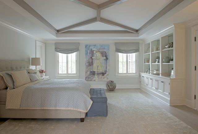 new canaan addition transitional bedroom new york by rr