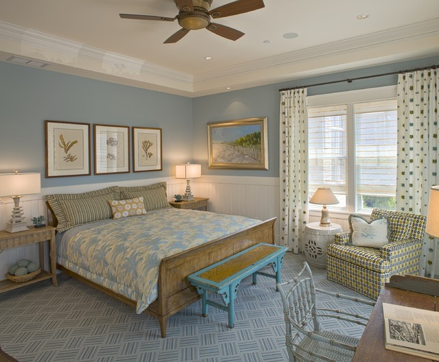 New Construction - Bethany Beach, Del. eclectic bedroom
