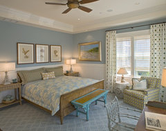 New Construction - Bethany Beach, Del. beach-style-bedroom