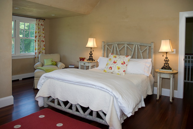 New Hampshire House contemporary-bedroom