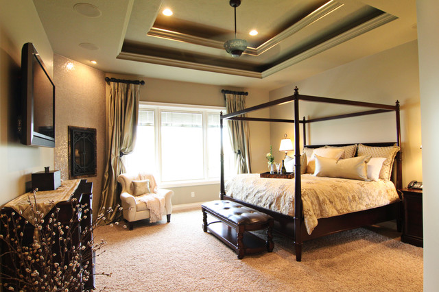New Home DPaa traditional-bedroom