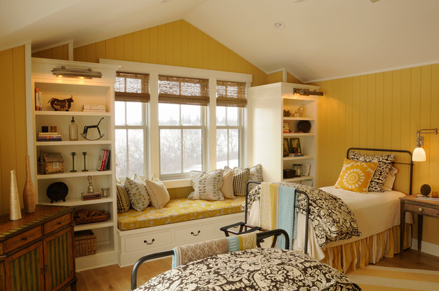 New Old Farmhouse Farmhouse Bedroom Other By
