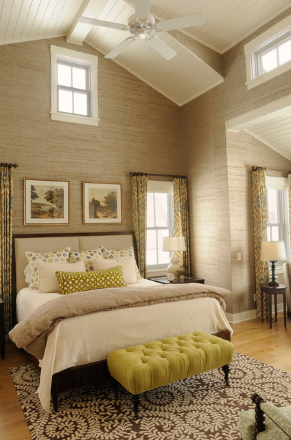 New Old Farmhouse Farmhouse Bedroom Other Metro By