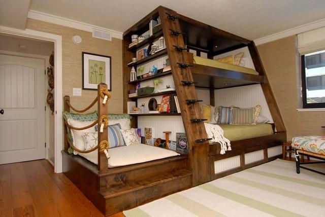New Smyrna beach condos eclectic-bedroom