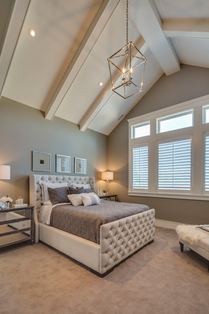 New West Classic  Traditional  Bedroom  vancouver  by Clay Construction Inc.