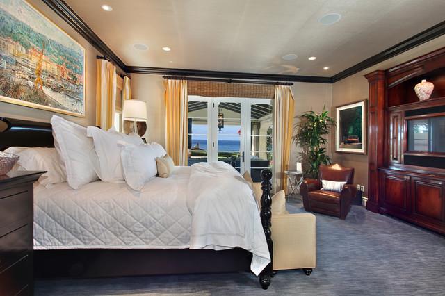 Newport Beach House traditional-bedroom