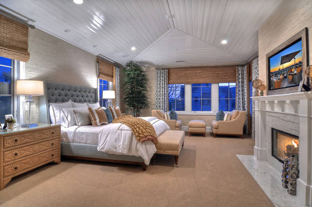 newport beach master bedroom traditional bedroom
