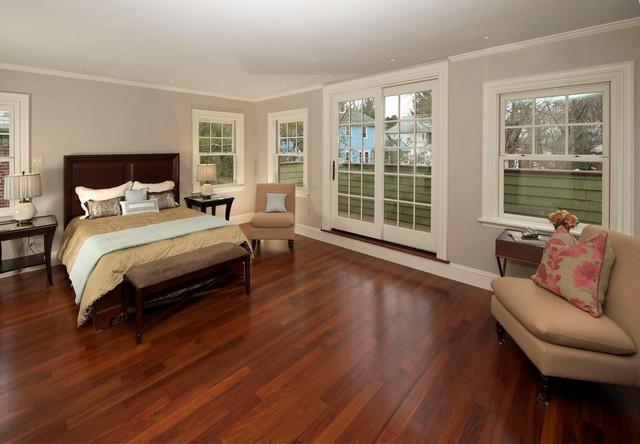 Newton traditional-bedroom