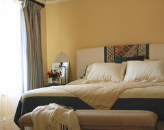 Niche Interiors: San Francisco Interior Design Services traditional bedroom