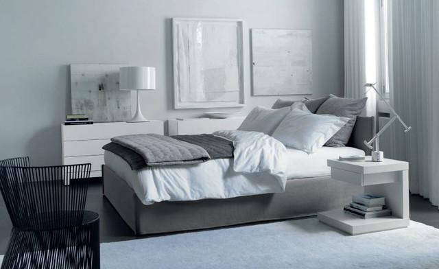Nightstand 00598 Modern Bedroom Philadelphia By Usona