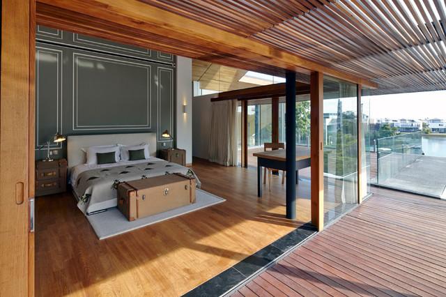 No 2 House bedroom