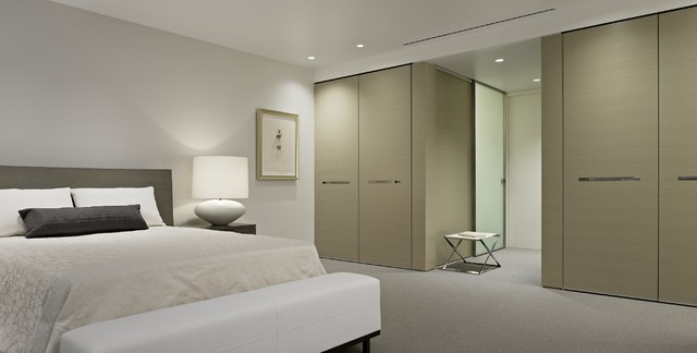 Bring Chic Touches To Your Storage With These Wardrobe Materials And Finishes