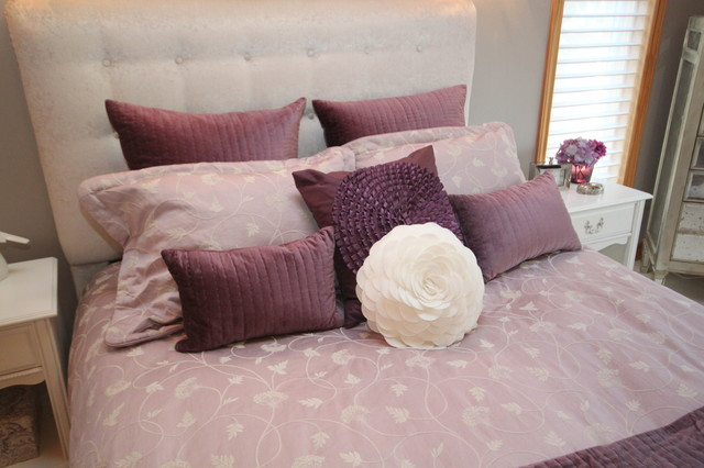 Nobleton Country Property traditional-bedroom