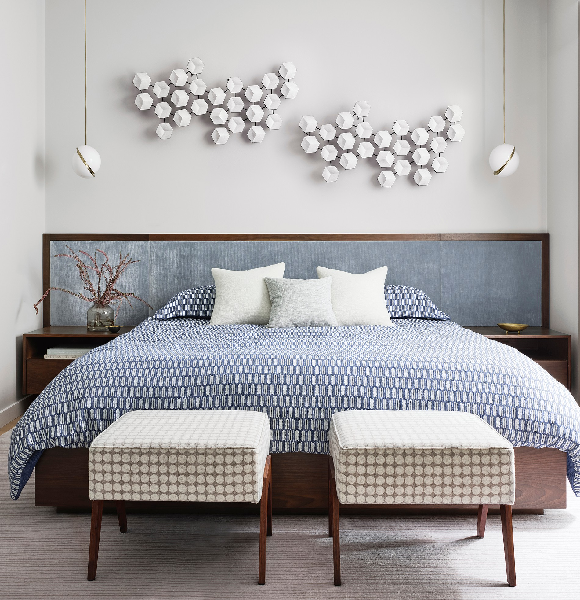 75 Beautiful Mid Century Modern Bedroom Pictures Ideas November 2020 Houzz