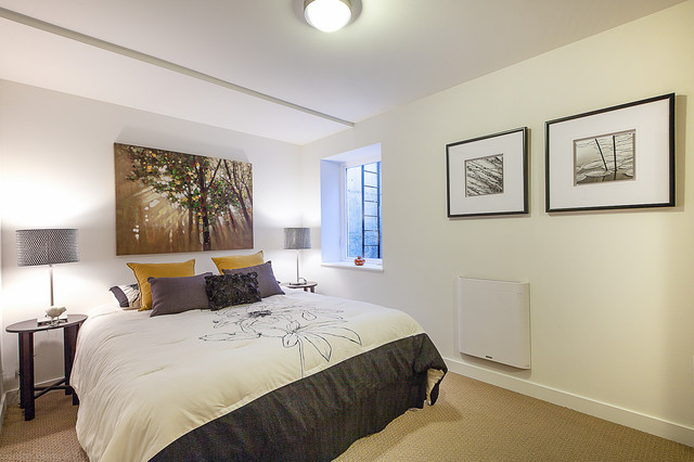 North Beach Modern Remodel By Green Canopy Homes contemporary-bedroom