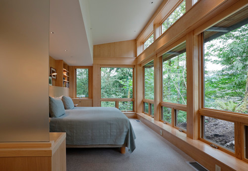 North Fork Residence - Master Bedroom