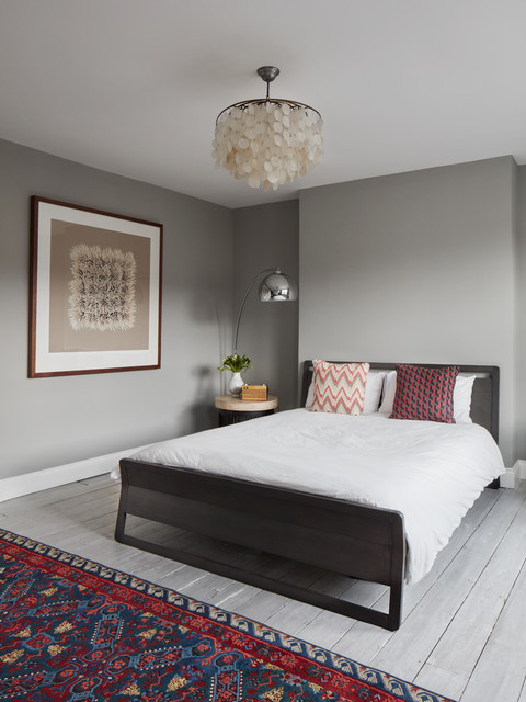 North london house contemporary bedroom london by for Interior designers north london