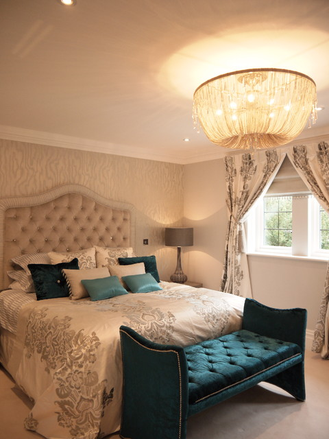 North london residential contemporary bedroom east for Interior designers north london