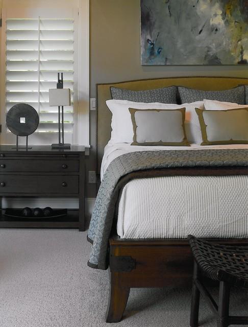 North Oaks Contemporary contemporary-bedroom