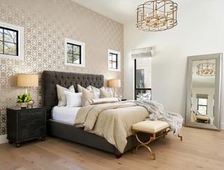 Master Bedroom Wallpaper: Ideas & Photos