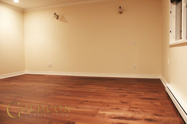 North Vancouver Engineered Hardwood Flooring Modern