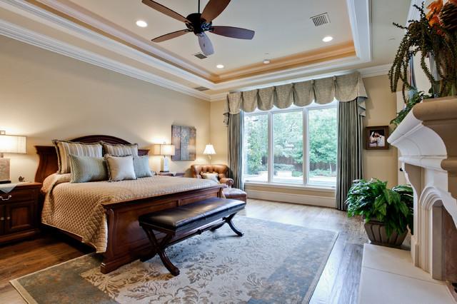Northport Drive Dallas, TX traditional-bedroom