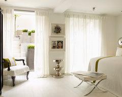 Mixing Furniture fabric textures