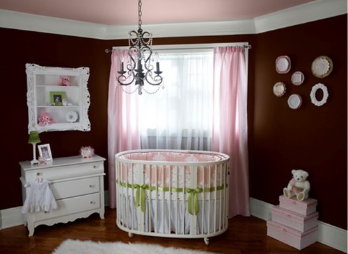 nursery modern bedroom