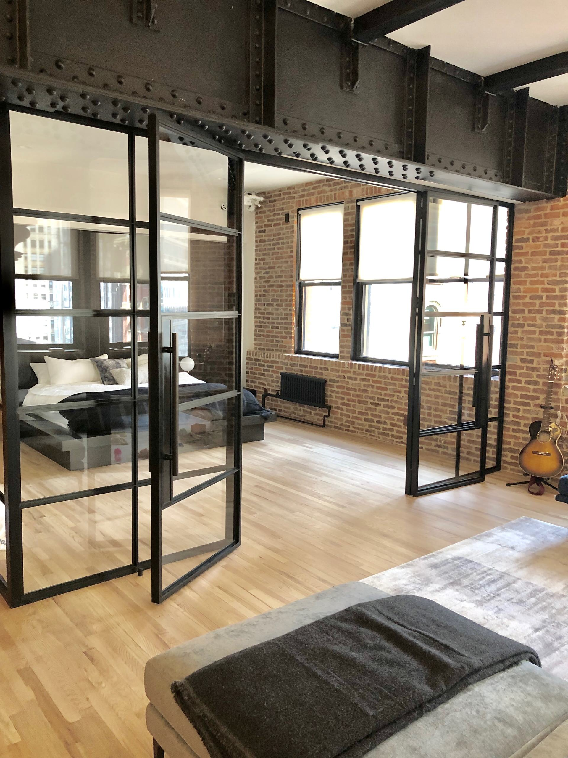 8 Beautiful Loft-Style Bedroom Pictures & Ideas - January, 8