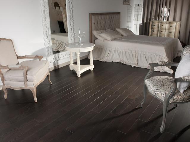 Oak Charcoal Matte contemporary-bedroom